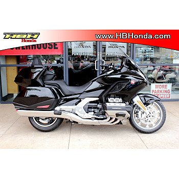 2019 Honda Gold Wing Tour DCT for sale 200773945