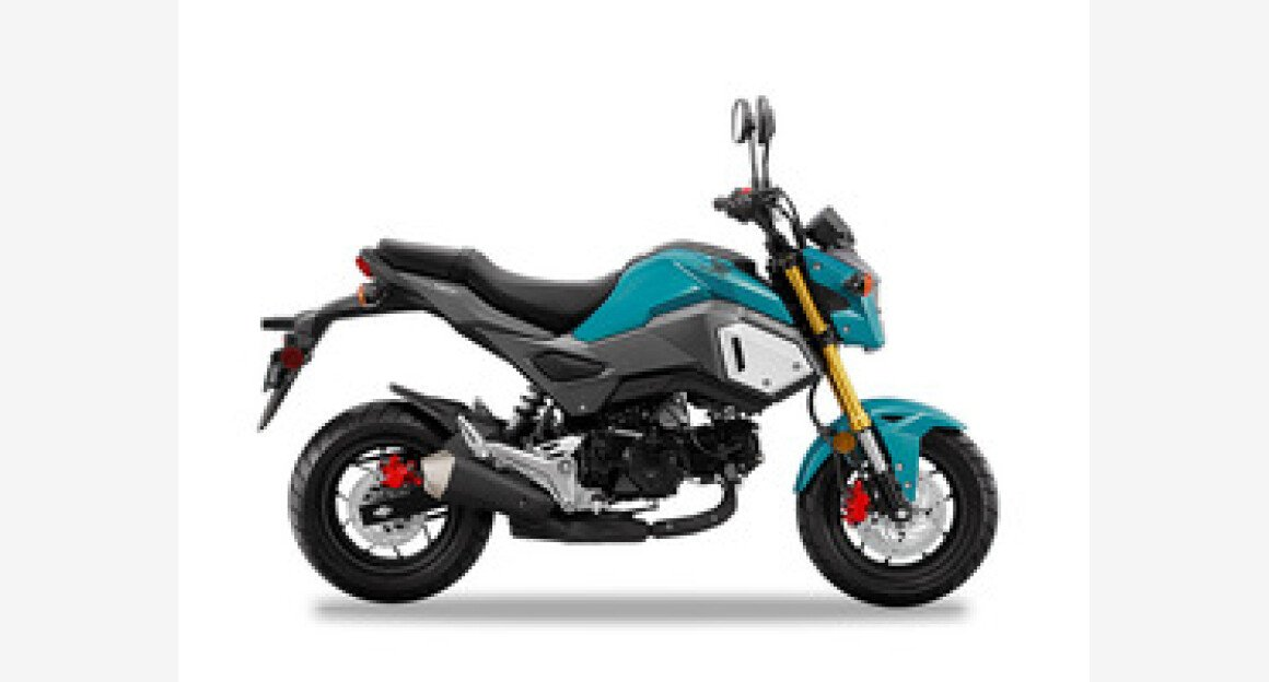 2019 Honda Grom for sale 200601457