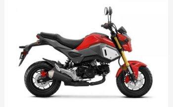 2019 Honda Grom for sale 200616780