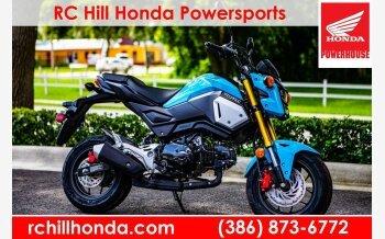 2019 Honda Grom for sale 200617033