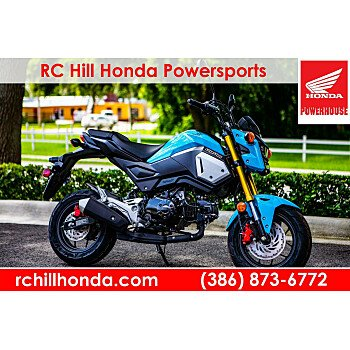 2019 Honda Grom for sale 200617033