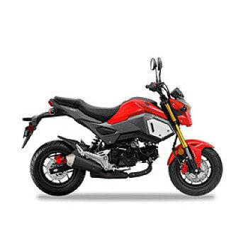 2019 Honda Grom ABS for sale 200620146
