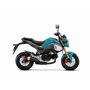 2019 Honda Grom for sale 200621282