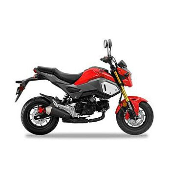 2019 Honda Grom ABS for sale 200626764