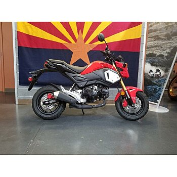 2019 Honda Grom For Sale Near Chandler Arizona 85286 Motorcycles