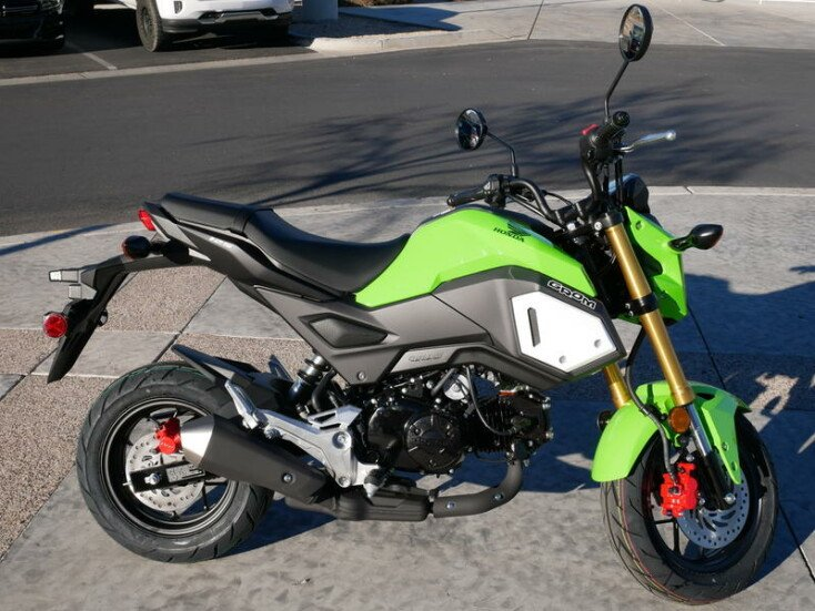 2019 Honda Grom For Sale Near Las Vegas Nevada 89122 Motorcycles