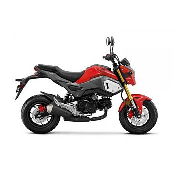 2019 Honda Grom for sale 200700109