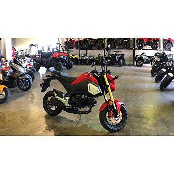 2019 Honda Grom for sale 200706383