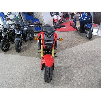 2019 Honda Grom for sale 200720017