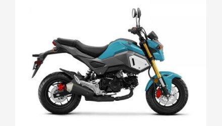 2019 Honda Grom for sale 200606286