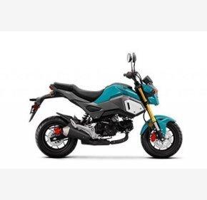 2019 Honda Grom for sale 200621286