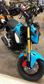 2019 Honda Grom for sale 200623096