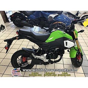 2019 Honda Grom for sale 200637535