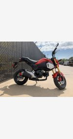 2019 Honda Grom for sale 200706425