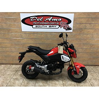 2019 Honda Grom for sale 200713906