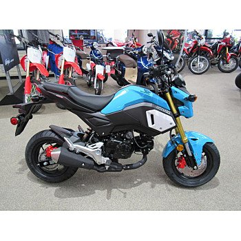 2019 Honda Grom for sale 200717568