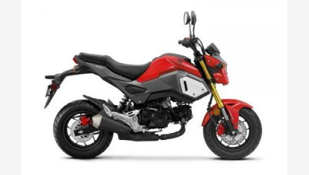 2019 Honda Grom ABS for sale 200721232