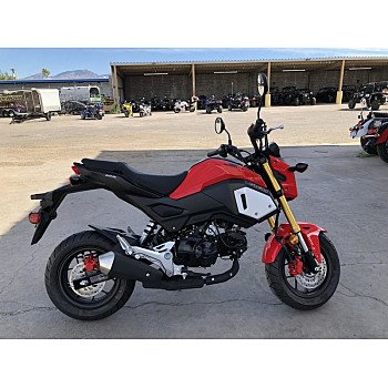 2019 Honda Grom ABS for sale 200748778