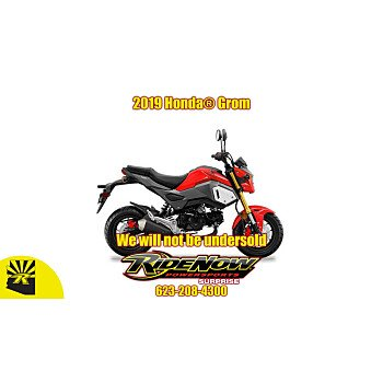 2019 Honda Grom for sale 200775013