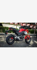 2019 Honda Grom ABS for sale 200911345