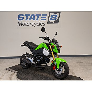2019 Honda Grom for sale 200922395
