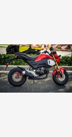 2019 Honda Grom ABS for sale 200974492