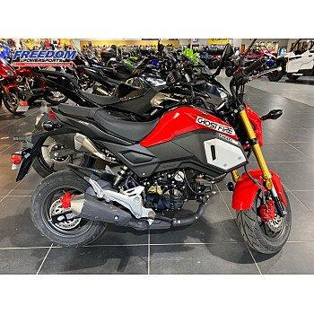 2019 Honda Grom for sale 201000516