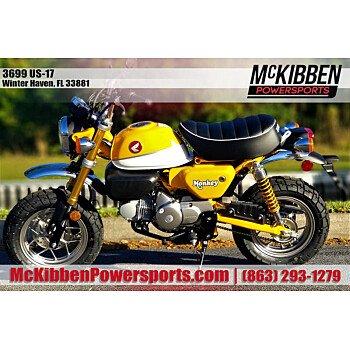 2019 Honda Monkey for sale 200588929