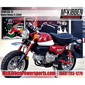 2019 Honda Monkey for sale 200588931