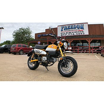 2019 Honda Monkey for sale 200759688