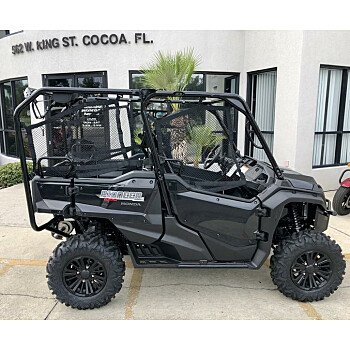 2019 Honda Pioneer 1000 Deluxe for sale 200632527