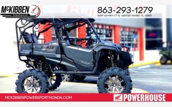 2019 Honda Pioneer 1000 for sale 200705091