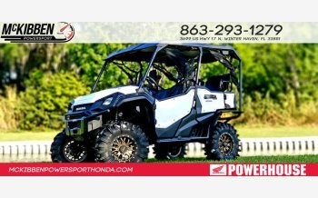2019 Honda Pioneer 1000 for sale 200718070
