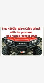 2019 Honda Pioneer 1000 for sale 200826526