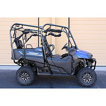 2019 Honda Pioneer 500 4 Deluxe for sale 200657607