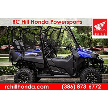 2019 Honda Pioneer 500 4 Deluxe for sale 200712809