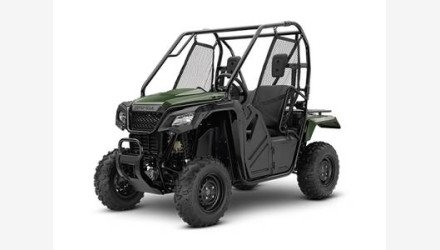 2019 Honda Pioneer 500 for sale 200651305