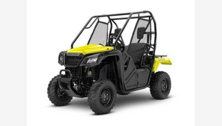 2019 Honda Pioneer 500 for sale 200718916