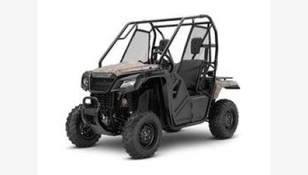 2019 Honda Pioneer 500 for sale 200718919