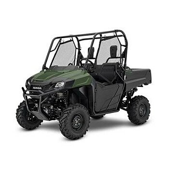 2019 Honda Pioneer 700 for sale 200704122