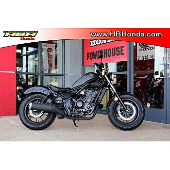 2019 Honda Rebel 300 ABS for sale 200774007