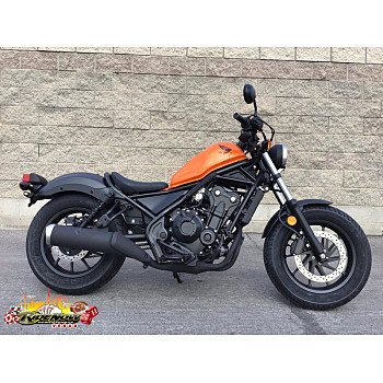 2019 Honda Rebel 500 for sale 200697927