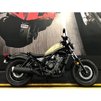 2019 Honda Rebel 500 for sale 200715140