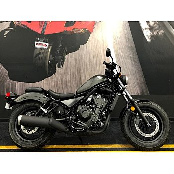 2019 Honda Rebel 500 ABS for sale 200715175