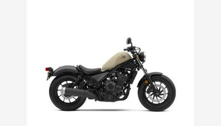 2019 Honda Rebel 500 for sale 200691344