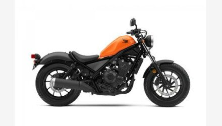 2019 Honda Rebel 500 ABS for sale 200695737