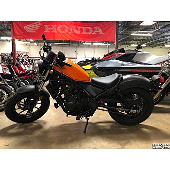 2019 Honda Rebel 500 for sale 200698204