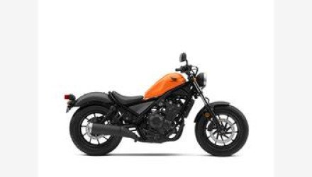 2019 Honda Rebel 500 for sale 200706557