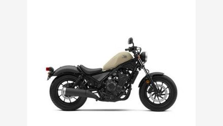 2019 Honda Rebel 500 for sale 200711193