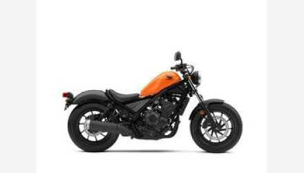 2019 Honda Rebel 500 for sale 200727142